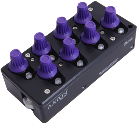 Aaton A-box Audio mixer-recorder
