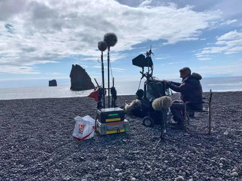 Arni Ben - Black Sands production 2021.