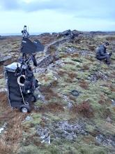 Arni Ben - told you.. I can get the cart anywhere.. in the middle of an old lava field.